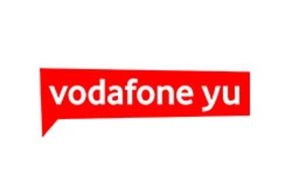 Logo de Vodafone Yu