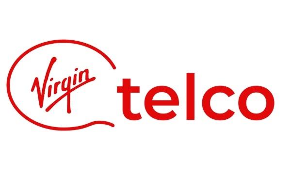 Logo de Virgin telco