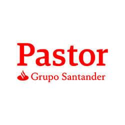 Logo de Banco Pastor