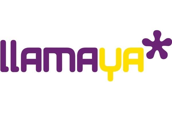 Logo de Llamaya
