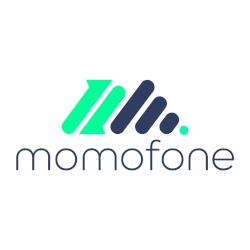 Logo de Momofone
