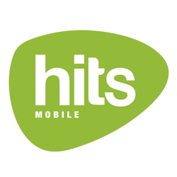 Logo de Hits Mobile